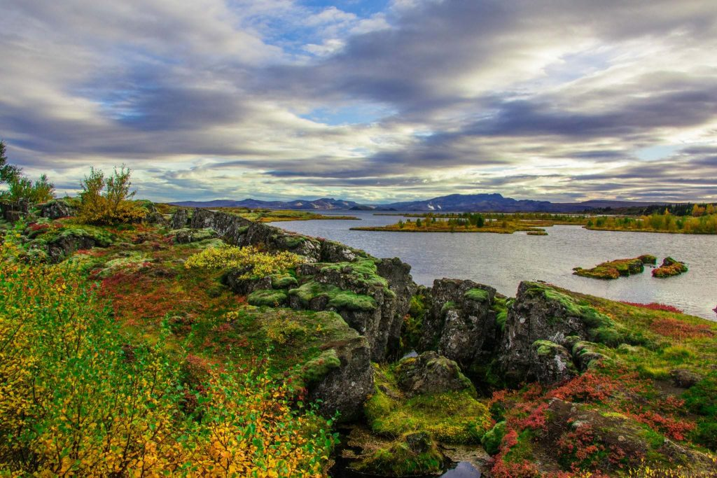 Thingvellir south Iceland