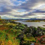 Thingvellir south Iceland