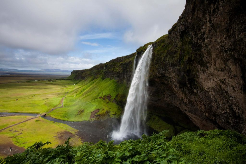 Seljalandsfoss South tour in South Iceland
