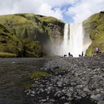 Skogarfoss south coast tour