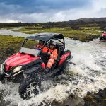 Buggy Cars in Highlands of Iceland