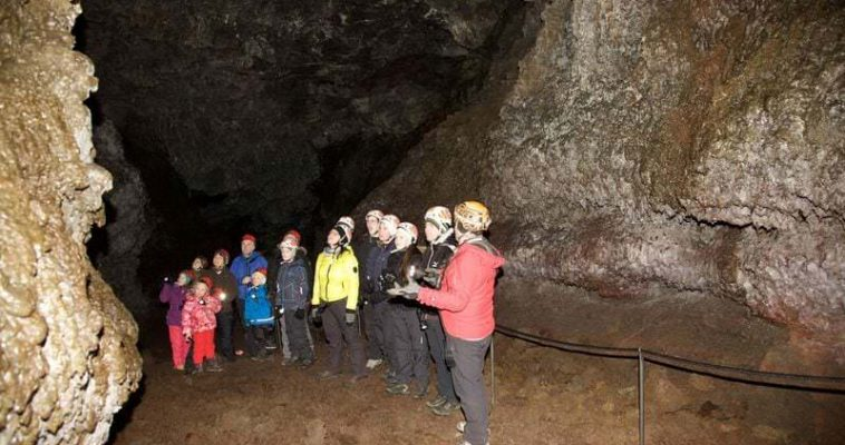 Iceland Expeditions Lava Tube Caving