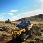 Atv tour in South Iceland
