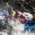 Glacier river rafting, Iceland