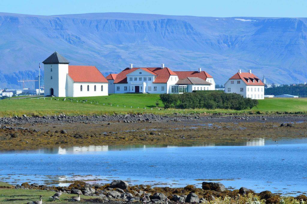 Bessastaðir, Iceland