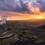 Hellisheidi powerplant Iceland