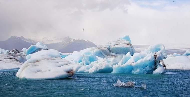 Glacier Lagoon Tour In Iceland