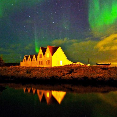 Northern Lights Deluxe Bus Tour