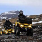 Quad biking tours, Iceland