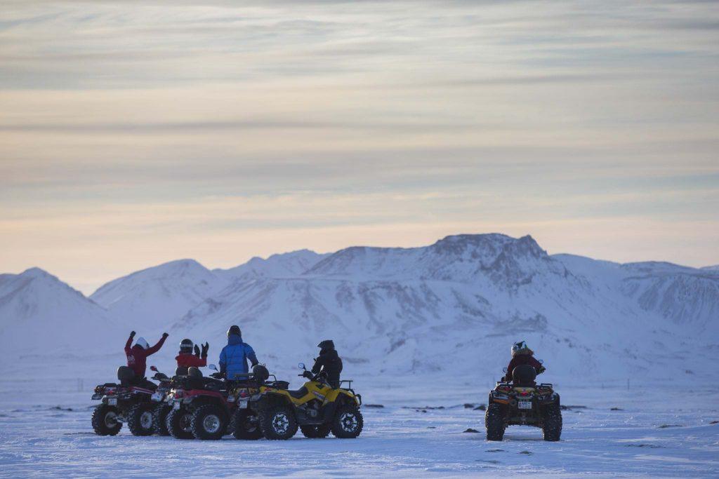 Atv tours in Iceland