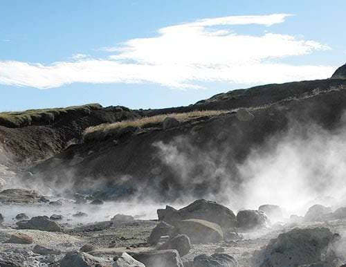 Volcanic Vibrant Wonderland
