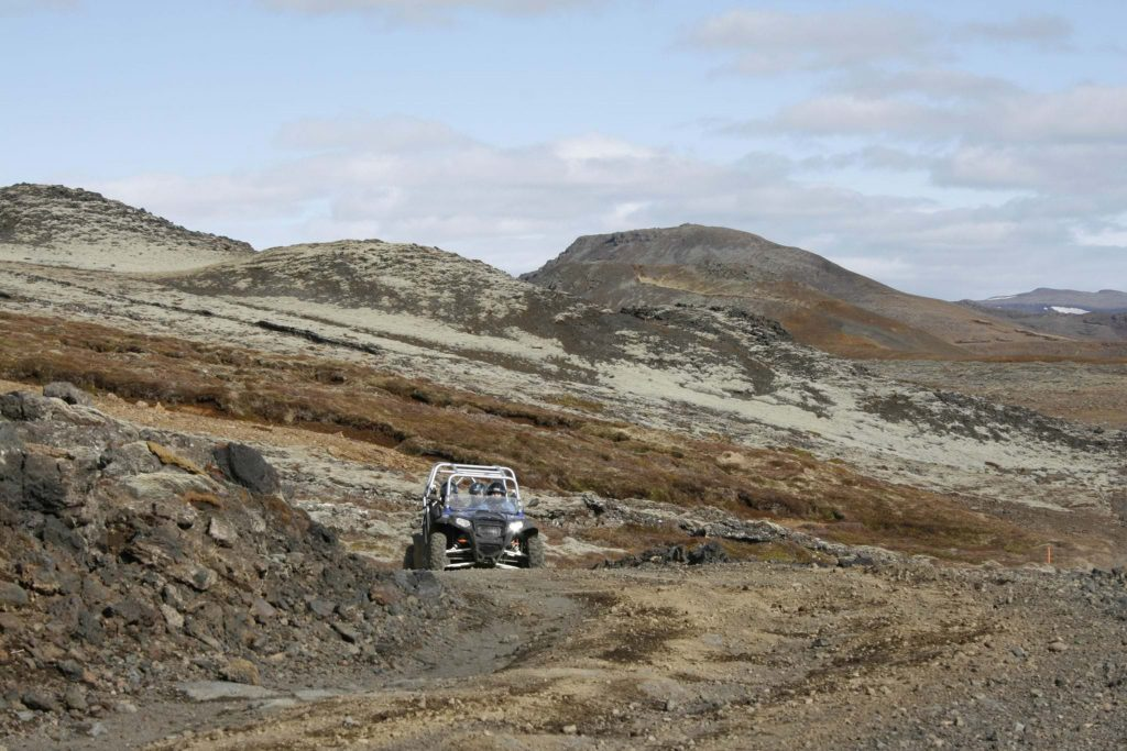 Buggy car tours in Iceland
