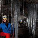 iceland caving winter