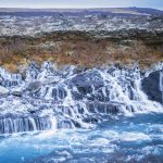 Hraunfossar West Iceland
