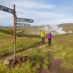Hot Springs in Iceland