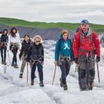 Svinafellsjokull Glacier hike in Iceland