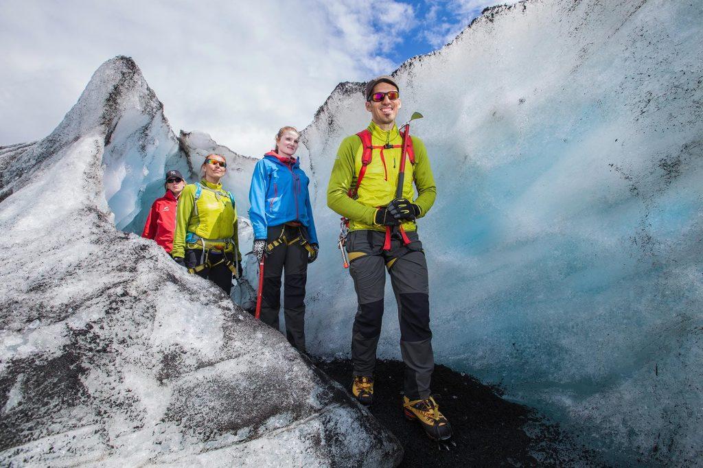 Sólheimajökull Glacier Walk in South Iceland