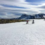 Fatbike biking iceland