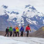 Iceland Glacier walk