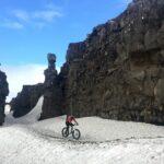 Mountain Biking iceland
