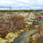 Mountain biking in Iceland