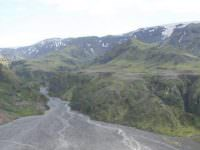 Valley Of Thor In Iceland