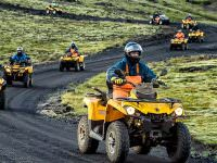 ATV quad bike safari tour
