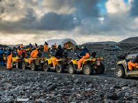 ATV Safari Iceland