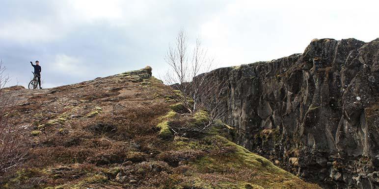 Gjain in Thingvellir National Park