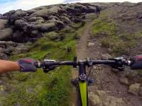 Mountain Biking around Reykjavik