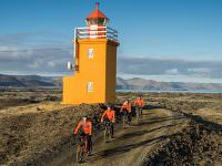 Mountain bike tour in Reykjanes