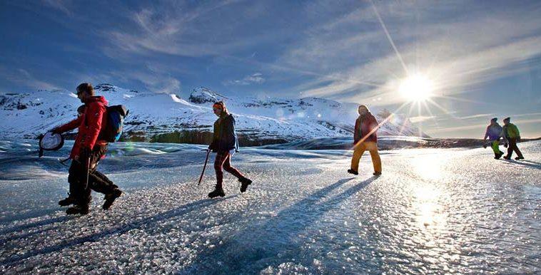 Blue Ice Experience At Svinafellsjokull