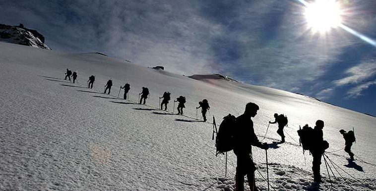 Glacier Hiking Day Trips