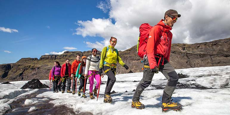 Eyjafjallajokull Volcano Tour
