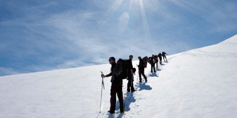 Eyjafjallajokull Glacier Hike