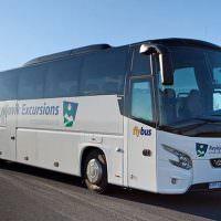 Reykjavik Blue Lagoon Return Flybus