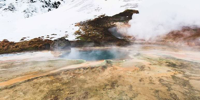 geothermal hot spring