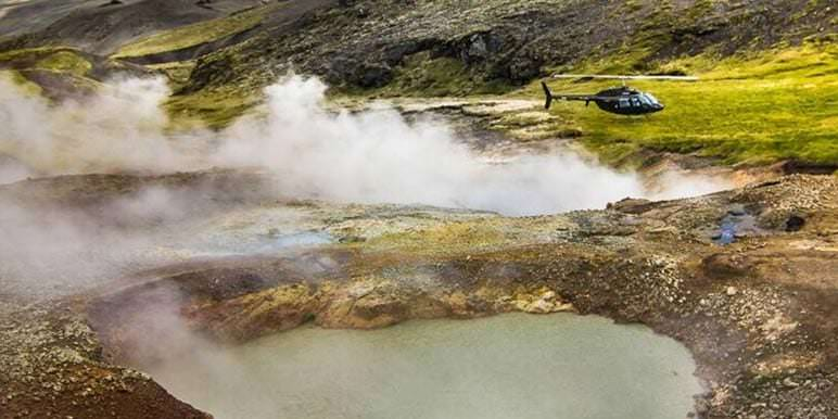 geothermal sightseeing