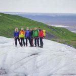 Glacier Hike At Svinafellsjokull