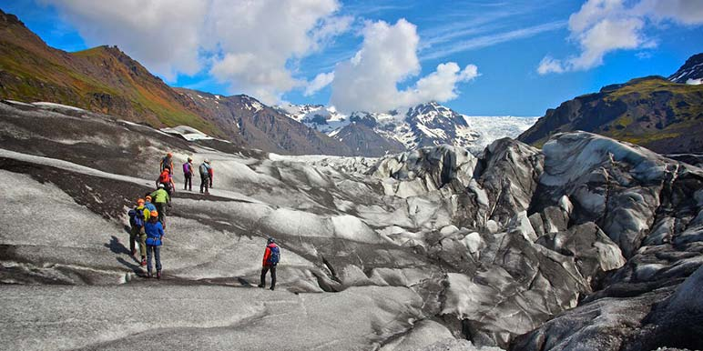 Glacier Tour Adventure