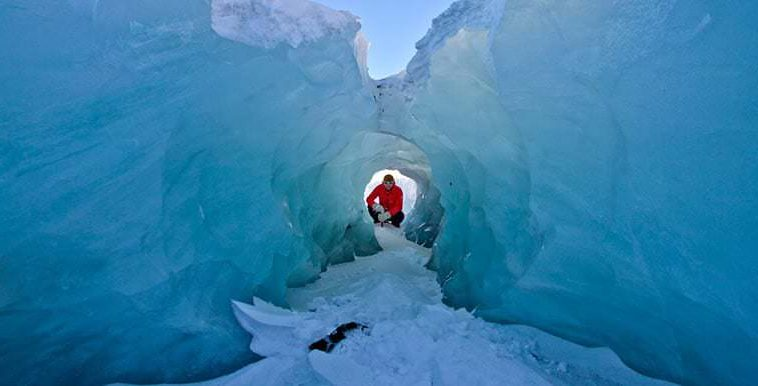 Eyjafjallajokull Glacier Walk