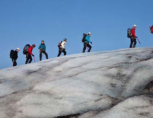Glacier Walk Adventure