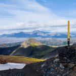 24 km hike from Skogarfoss to Thorsmork