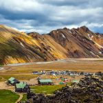Landmannalaugar in the highlands of South Iceland