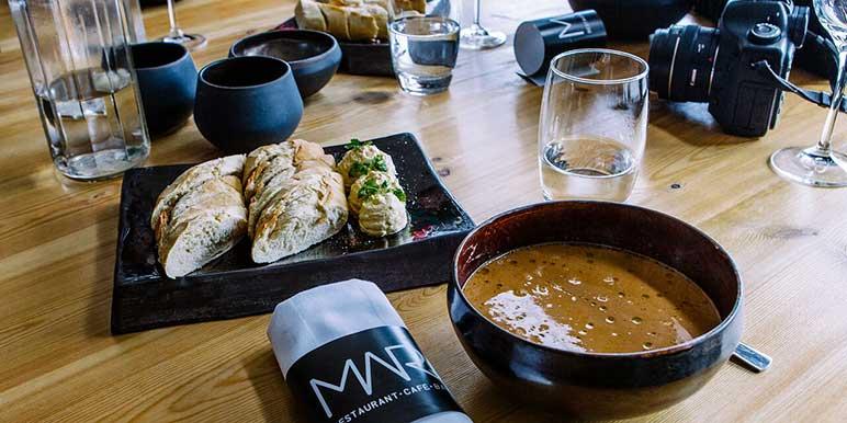 Golden Circle Icelandic Food