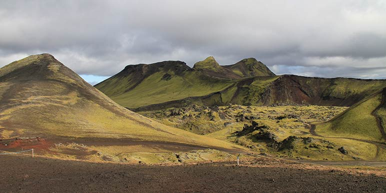 Landmannalaugar By Super Jeep