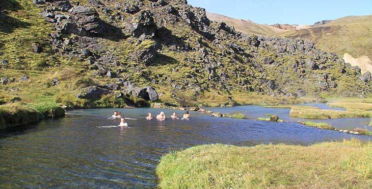 Landmannalaugar Geaothermal Pool