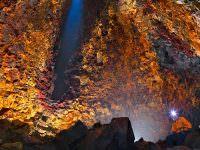 Volcano Lava Caving Adventure