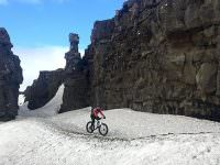 Reykjanes Peninsula Mountain Biking