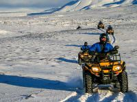 Quad biking in Reykjanes Peninsula
